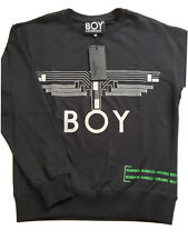 Boy London Mens Matrix 3M Sweatshirt - Size S - Originally £75