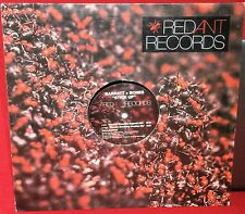"Alan Barratt + Pete huesos-Stick Up - 2000-RAR032-Rojo hormiga de registros de vinilo de 12"""