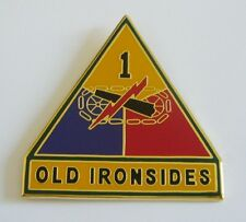 "1st ARMORED DIVISION ""Badge"" (Fabrication Actuelle)"