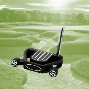 Ben Sayers XF B2 Black Spider Putter Left Hand, with Putter Cover