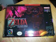SNES BS The Legend Of Zelda: Ancient Stone Tablets Master Quest Week 1-4