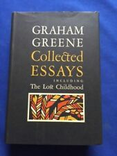 COLLECTED ESSAYS - FIRST AMERICAN EDITION BY GRAHAM GREENE