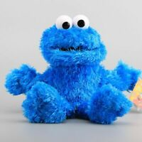 Sesame Street Cookie Monster Plush Hand Puppet Play Games Doll Puppets Kids Gift