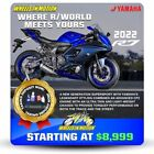 Picture Of A 2022 Yamaha  YZF
