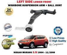 FOR NISSAN MURANO 3.5 2004-> LEFT FRONT LOWER WISHBONE SUSPENSION ARM BALL JOINT