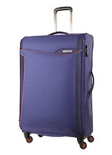 American Tourister Applite 2.0 68054 Large 82cm Suitcase, Blue