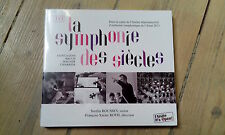 CD DIGIPACK SYMPHONIE DES SIECLES / ROUSSEV - BRUCH WAGNER / neuf & scellé