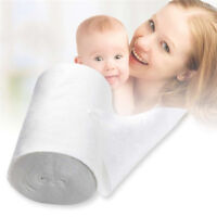 Bamboo Flushable Disposable Biodegradable Liners Roll For Reusable Cloth AA3