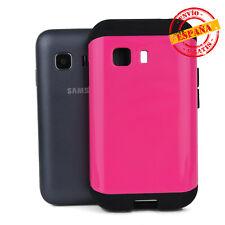 17ce13ecb72 Funda Samsung Galaxy Young 2 G130 antigolpes slim armor tipo Spigen rosa  fucsia