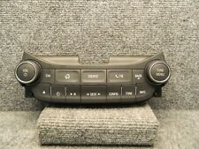 2013 2014 2015 Chevrolet Malibu AC Heat Switch Climate Control Unit 545290509