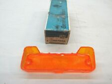 * NOS 1966 Chevy Chevelle SS Malibu RH Amber Front Parking Light Lens GM 5957800