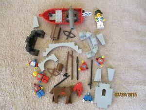 LEGO Castle Parts Torsos Cannon