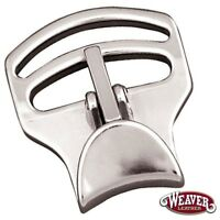 """Tackaberry Cinch Buckle 2"""" Strap Slots Stainless Steel New Free Shipping"""