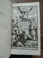[Echard] El Diccionario Geográfico de La Monde Collombat Rombos Besongne 1696