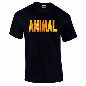 Animal Entrainement Mma Entraînement Toutes les Tailles Cadeau T-Shirt