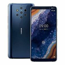New Nokia 9 PureView Unlocked Dual SIM with 5x12MP Rear Camera with ZEISS Optics