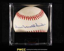 Duke Snider Signed Autographed Baseball Sweet Spot AUTO, PSA/DNA COA