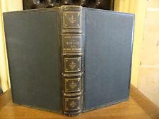 Voyage dans les Deux Amériques Alcide d'Orbigny 1854 Illustré Reliure Signée