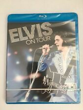 Elvis On tour  Blu-ray Disc New