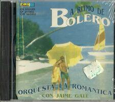 A Ritmo De Bolero  Orquesta La Romantica  Latin Music CD New