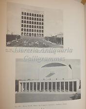 URBANISTICA: Antonio Latini, La Città Dinamica e Progressiva 1964 Olschki  Roma