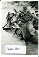WW 2 Russland Feldzug 16.08.42 bei Gretnja  Übergang über Shisdra -Pz.-P. K 693