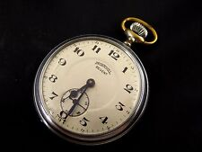 Vintage Ingersoll Regent Mechanical Pocket Watch LAYBY AVAIL