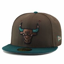 """New Era New Chicago Bulls Fitted Hat """"Beef And Broccoli"""" For timberland"""