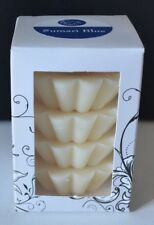 2 Boxes of Hand-poured & Made 'Sumari Blue' Soy Wax 'Tart' Melts-Hawaiian Honey