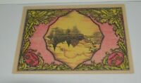 1920 Aigen AUSTRIA notgeld 20 Heller emergency money note bill