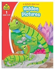 Hidden Pictures: An Activity Zone Book