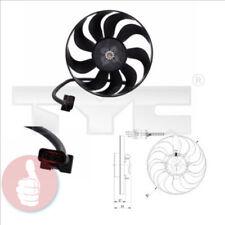 TYC Lüfter, Motorkühlung 837-0001 Volkswagen