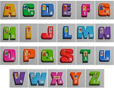 Vintage Tyco Sesame Street Textured Alphabet Replacement Letters 0220!!!