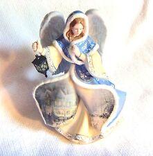 Thomas Kincade Angel of Light/1st Issue of Winter Angels of Light/2004/C9242