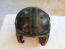 Rawlings 7 Vintage  Leather Football Helmet