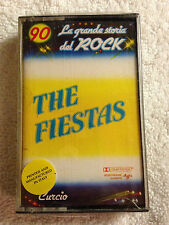 New/Sealed-The Fiestas-Legends of Rock- RARE Cassette Tape from Italy -Curcio #2