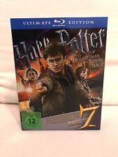 Harry Potter und die Heiligtümer des Todes - Teil 2 - Ultimate Edition - Blu Ray
