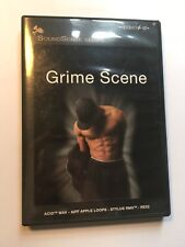 Grime Scene rex2 RMX AIFF WAV bigfishaudio DVD Apple loops