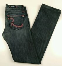 Rock & Republic Woman's Jeans 24 Cut# 001389