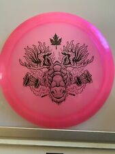 ⚡�Dynamic Discs Lucid Chameleon Trespass ⚡�Canadian Nationals Fundraiser disc⚡�