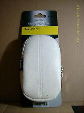 Sony PSP Go Tasche Slim Fit für PSP Go, Weiß Hama 053969