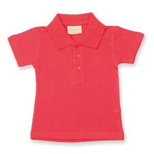 Larkwood Baby/toddler polo shirt (LW40T)