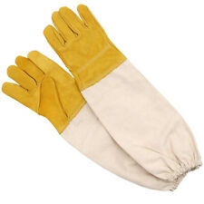 L 2xl Beekeeping Protective Gloves Bee Keeping Long Sleeves Outdoor Protective