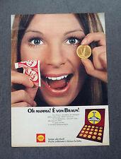 F608 - Advertising Pubblicità - 1970 - SHELL COLLEZIONE VOLISTORIA