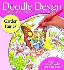 Very Good, Doodle Designs Garden Fairies - FSC, Holland Publishing PLC, Book