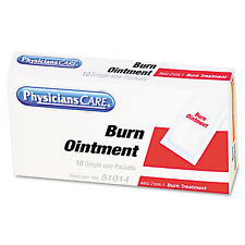 ACME First Aid Kit Refill Burn Cream Packets 10/Box 13006
