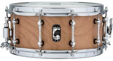 Mapex Black Panther Cherry Bomb 13x5.5 Snare Drum Natural Walnut FREE 3 Day Air!