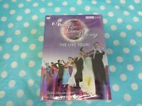 STRICTLY COME DANCING THE LIVE TOUR LEN GOODMAN ARLENE PHILLIPS DVD NEW & SEALED