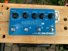 More details for tc electronic flashback x4 delay and looper pedal