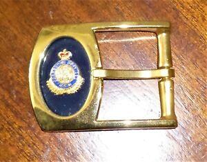 Collectable Corrective services prison belt buckle~gold colour  OBSOLETE